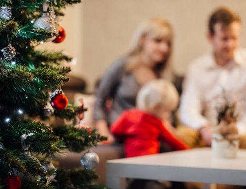 Hoe overleef je de Kerstdagen met kleine kinderen?