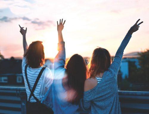 CAYA girls: avonden voor tienermeiden tussen 10 en 16 jaar